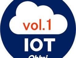 オウミ技研の簡易Iotのシンボルマーク1